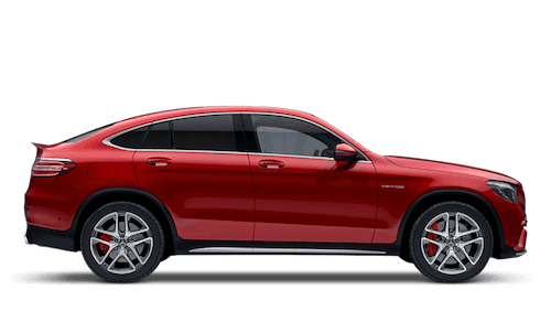 Mercedes Benz GLC-Class Coupe 63 S