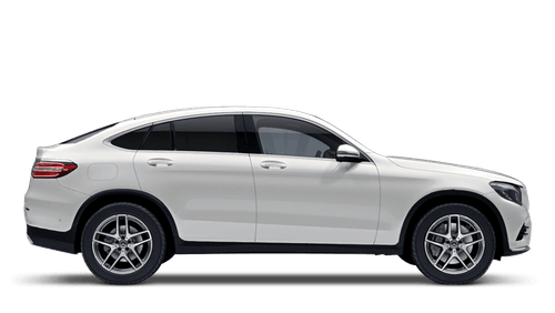 Mercedes Benz GLC-Class Coupe AMG Line