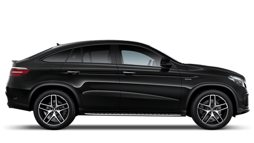 Mercedes Benz GLE-Class Coupe 43 AMG Night Edition