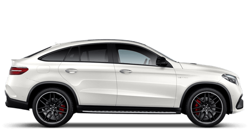 Mercedes Benz GLE-Class Coupe 63 AMG Night Edition