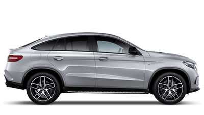Mercedes Benz GLE-Class Coupe