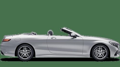 Mercedes Benz S-Class Cabriolet AMG Line
