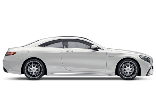 Mercedes Benz S-Class Coupe 63 AMG