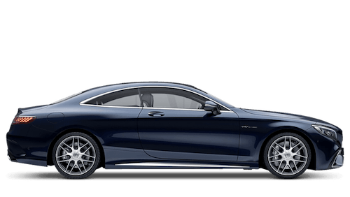 Mercedes Benz S-Class Coupe 65 AMG