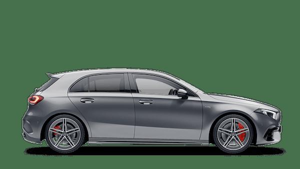 Mercedes Benz A Class 45 S AMG