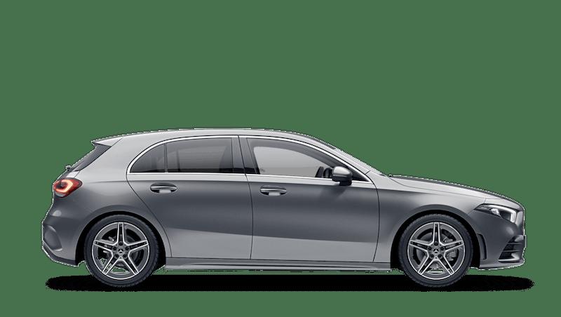 Mountain Grey (Metallic) Mercedes-Benz A-Class