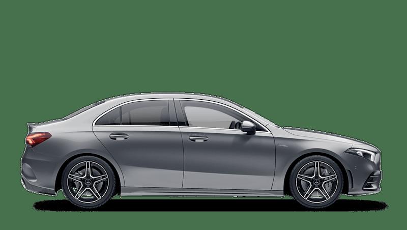 Mountain Grey (Metallic) Mercedes-Benz A-Class Saloon