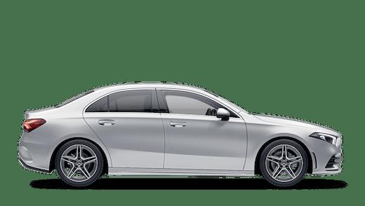 Mercedes Benz A-Class Saloon Brochure