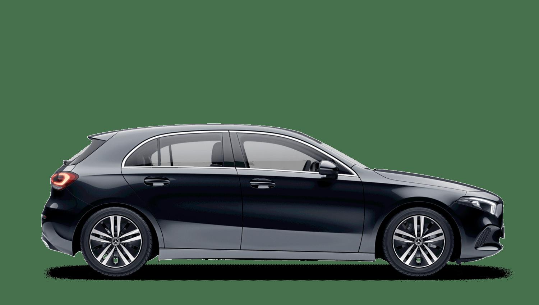 Cosmos Black (Metallic) Mercedes-Benz A Class