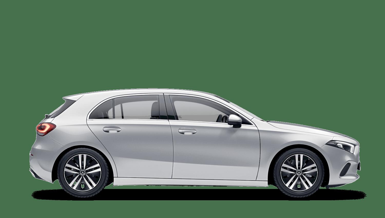 Iridium Silver (Metallic) Mercedes-Benz A Class
