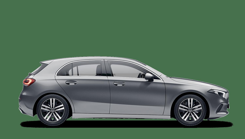 Mountain Grey (Metallic) Mercedes-Benz A Class