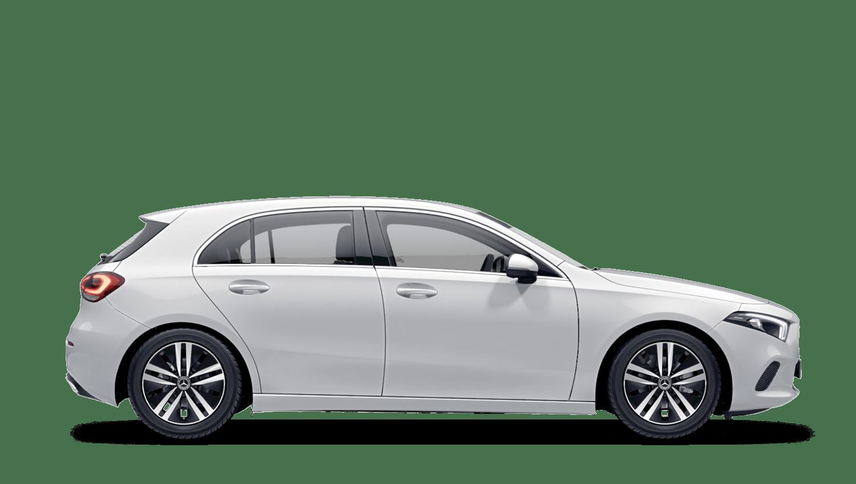 Polar White (Solid) Mercedes-Benz A Class