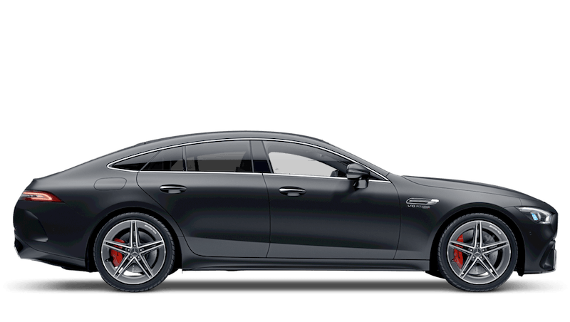 Graphite Grey Magno Mercedes-Benz AMG GT 4-door Coupe