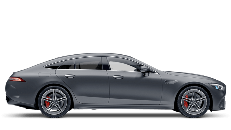 Selenite Grey Magno Mercedes-Benz AMG GT 4-door Coupe