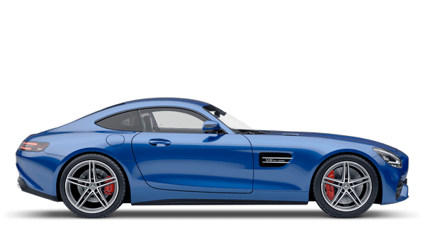 Mercedes Benz AMG GT Coupe Entry