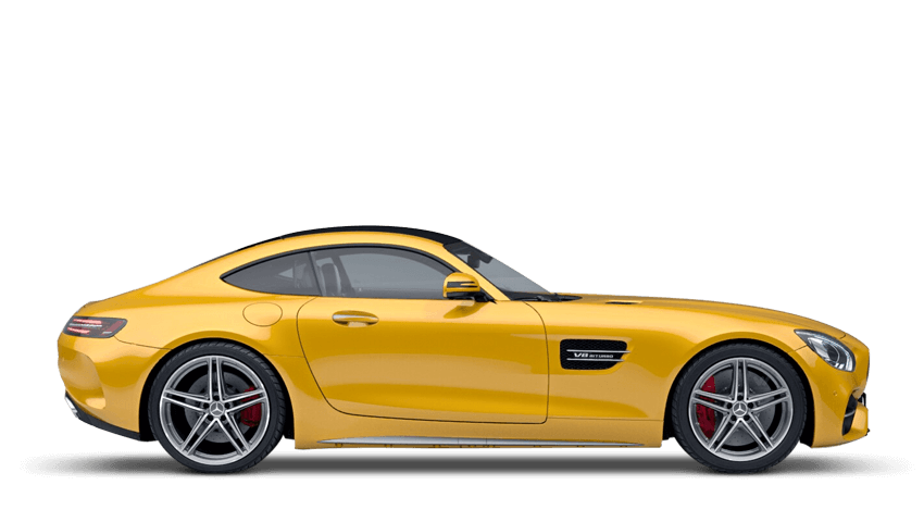 Mercedes Benz AMG GT Coupe GT C