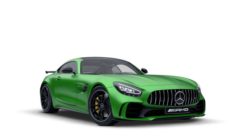 Mercedes Benz AMG GT Coupé