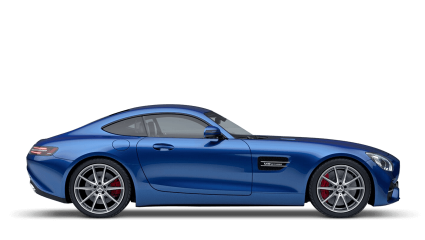 Mercedes Benz AMG GT Coupe GT S