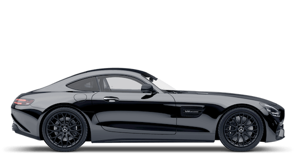 Mercedes Benz AMG GT Coupe Night Edition