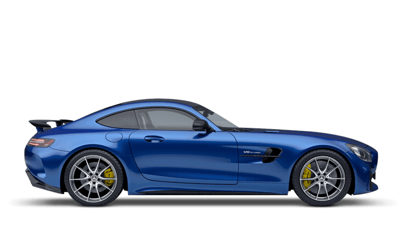 Brilliant Blue (Metallic) Mercedes-Benz AMG GT R