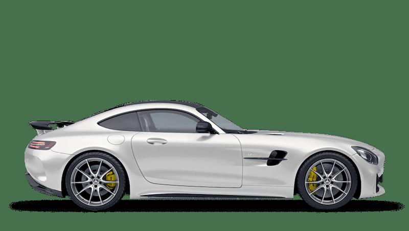 Diamond White (Designo Metallic) Mercedes-Benz AMG GT R