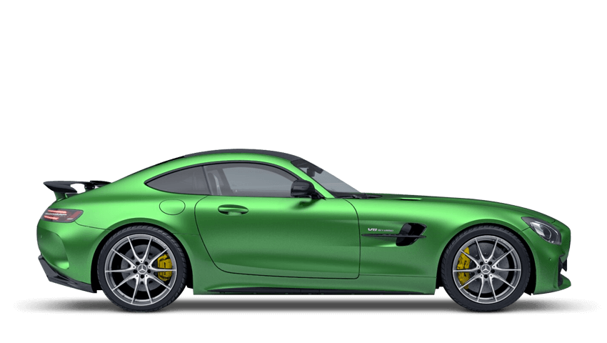 Green Hell Magno (AMG Additional Special Paint)