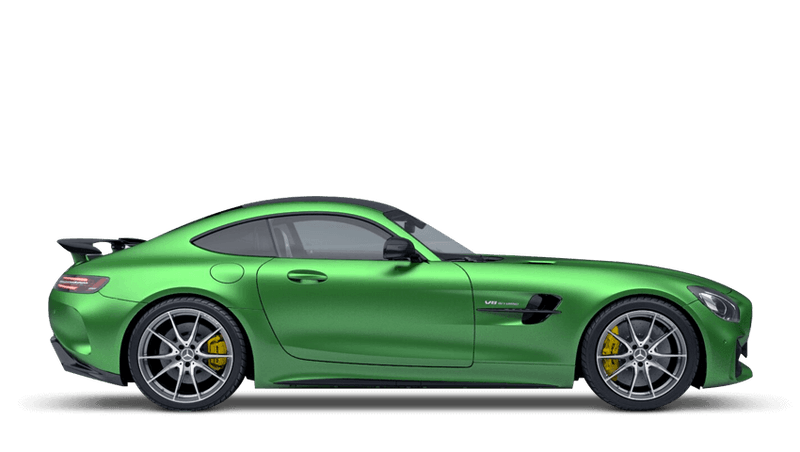 Green Hell Magno (AMG Additional Special Paint) Mercedes-Benz AMG GT R