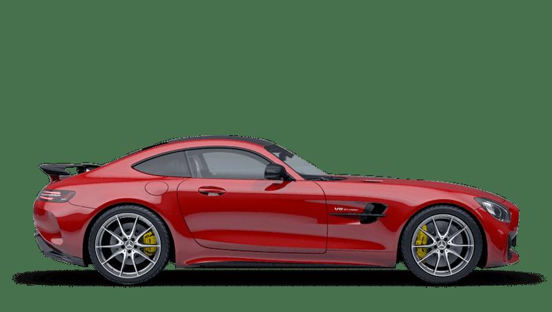 Jupiter Red (Solid) Mercedes-Benz AMG GT R