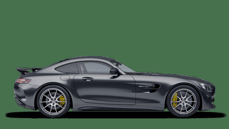 Magnetite Black (Metallic) Mercedes-Benz AMG GT R