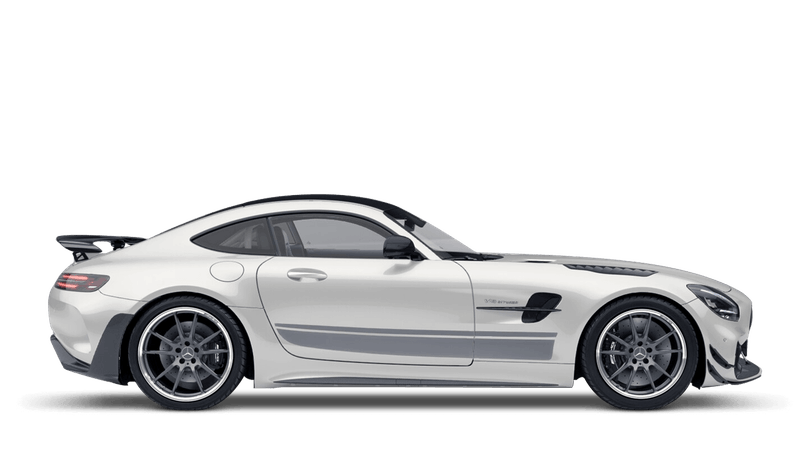 Diamond White (Designo) Mercedes-Benz AMG GT R