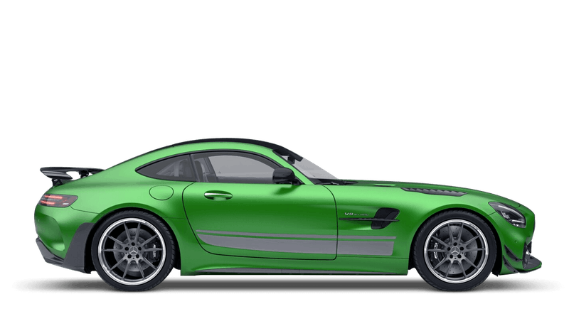 Green Hell Magno (Metallic) Mercedes-Benz AMG GT R