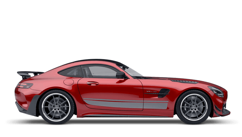 Hyacinth Red (Designo) Mercedes-Benz AMG GT R