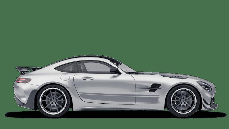 Iridium Silver (Designo Magno) Mercedes-Benz AMG GT R