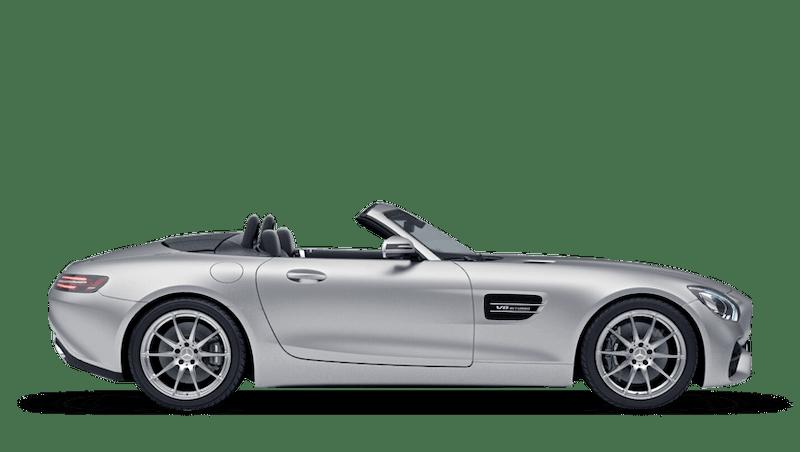 Mercedes Benz AMG GT Roadster GT