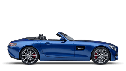 Mercedes Benz AMG GT Roadster