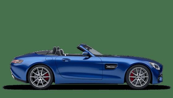 Mercedes Benz AMG GT Roadster