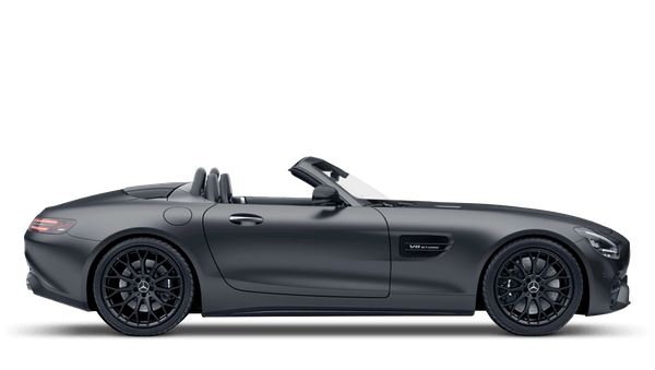 Mercedes Benz AMG GT Roadster Night Edition