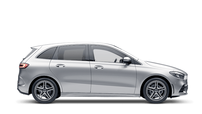 Iridium Silver (Metallic) Mercedes-Benz B-Class