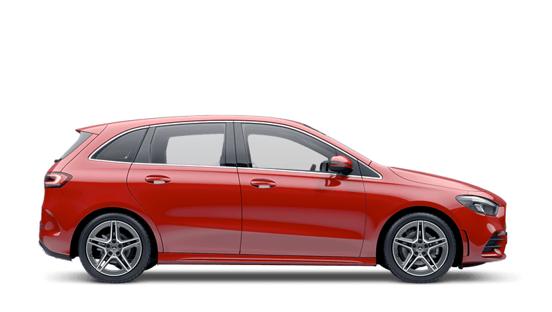 Jupiter Red (Solid) Mercedes-Benz B-Class