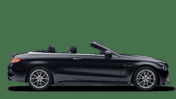 Mercedes Benz C Class Cabriolet 63 AMG