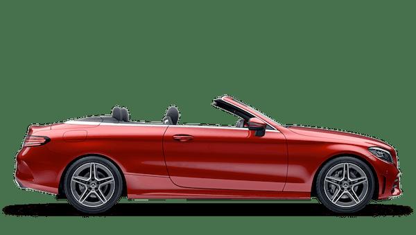 Mercedes Benz C Class Cabriolet AMG Line Edition