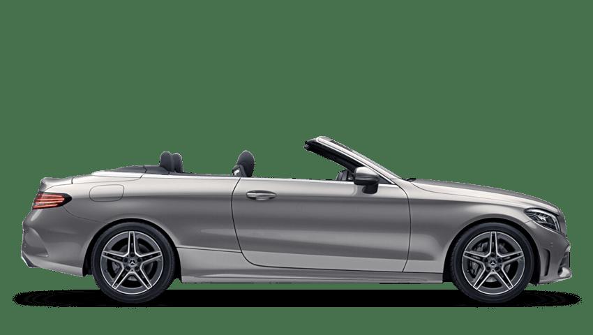 Mojave Silver (Metallic) Mercedes-Benz C Class Cabriolet