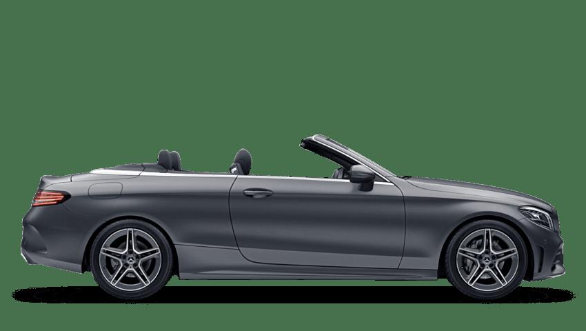 Selenite Grey Magno (Designo Magno) Mercedes-Benz C Class Cabriolet