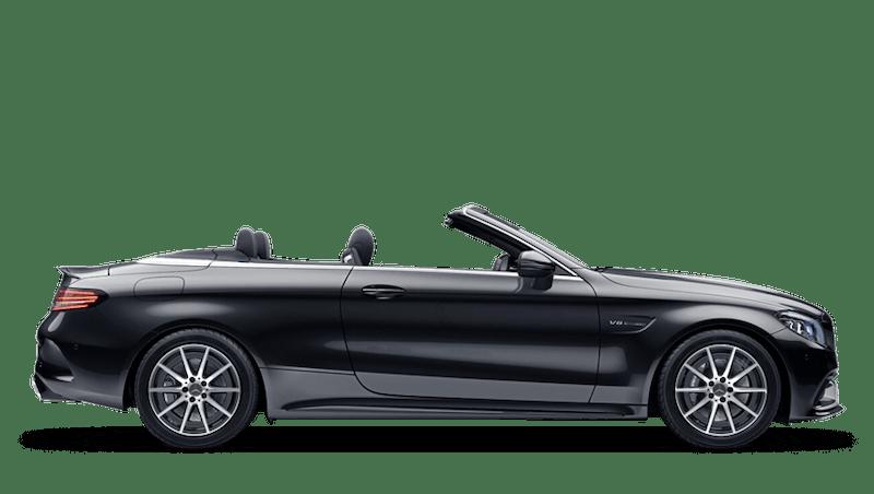 Mercedes Benz C-Class Cabriolet New 63 AMG