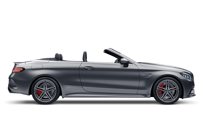 Mercedes Benz C-Class Cabriolet New 63 S AMG