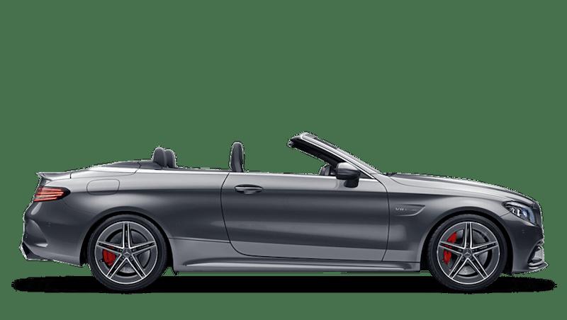 Mercedes Benz C-Class Cabriolet New 63 S AMG
