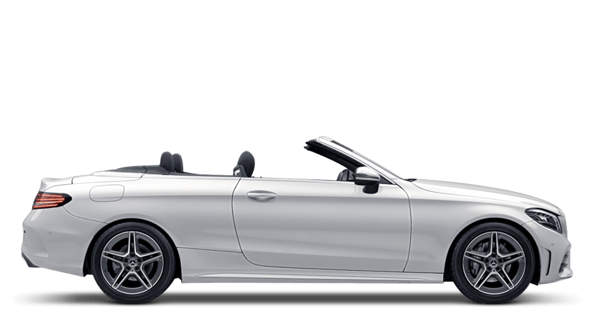 Mercedes Benz C-Class Cabriolet New AMG Line