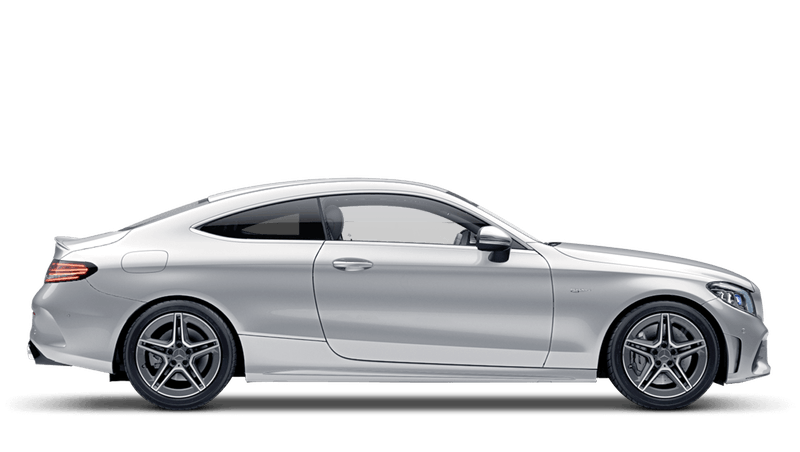 Mercedes Benz C Class Coupe 43 AMG