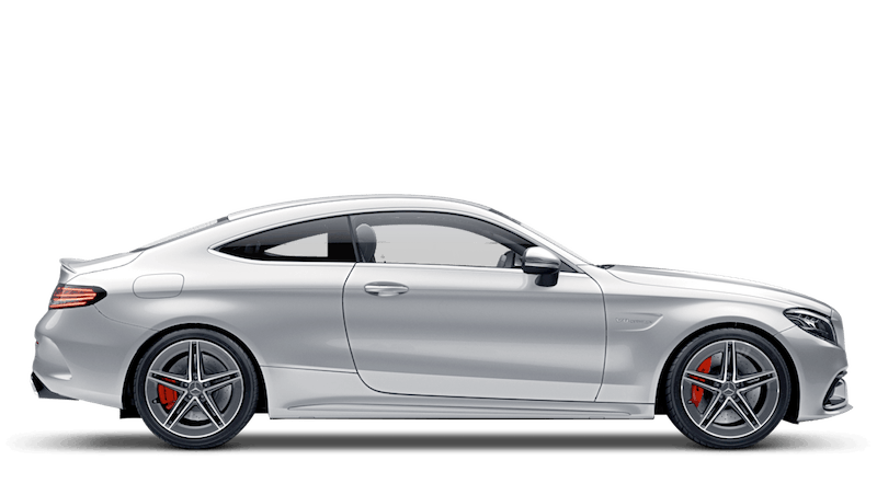 Mercedes Benz C-Class Coupe 63 S AMG