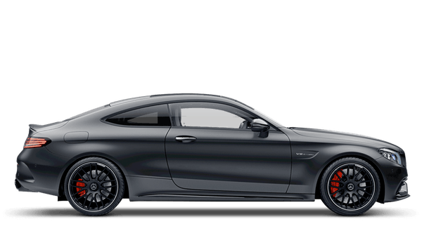 Mercedes Benz C Class Coupe 63 S AMG Night Edition